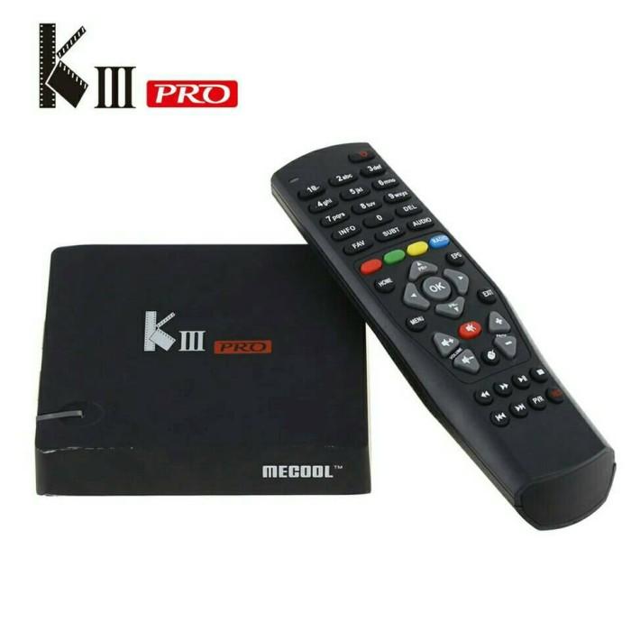 harga Mecool kiii pro dvb t2/s2 3g 16g tv box android 6.0 Tokopedia.com