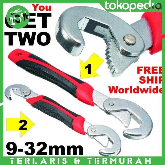 harga Snap n grip kunci inggris serbaguna - pas multifunction magic wrench Tokopedia.com