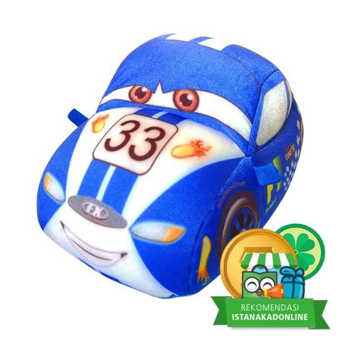 harga Bantal pasir elastis mobil cars lightning biru iko00764 Tokopedia.com