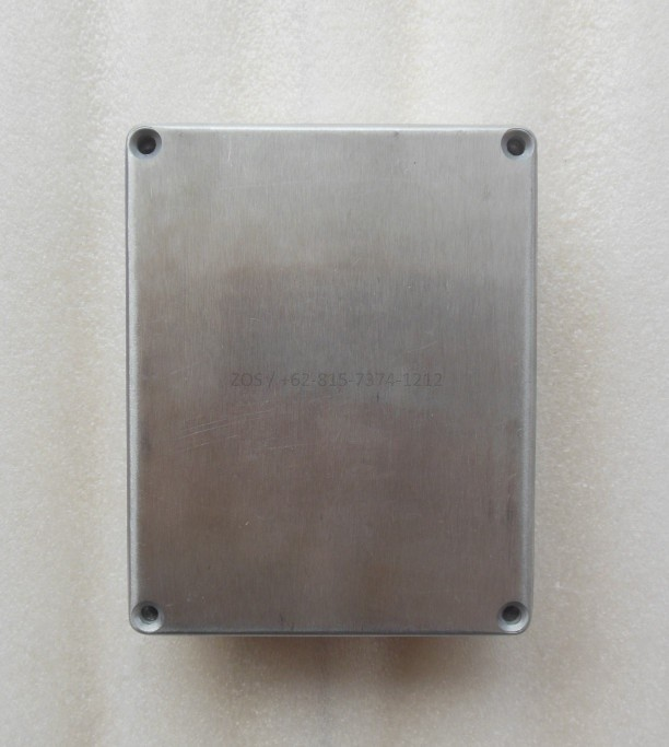 harga Material box case pedal effect aluminium 1590bb 120x95x36mm Tokopedia.com