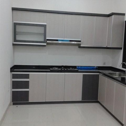 Jual Kitchen Set Minimalis Bandung Lemari Dapur Rak Dapur Kota Bandung Yoshan Furniture Tokopedia