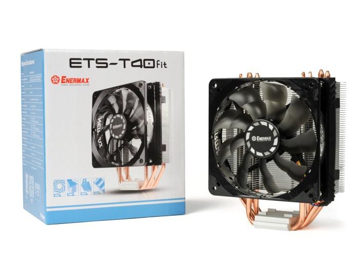8804ab30204 Jual CPU Cooler Enermax ETS-T40F-TB - Kota Administrasi Jakarta ...