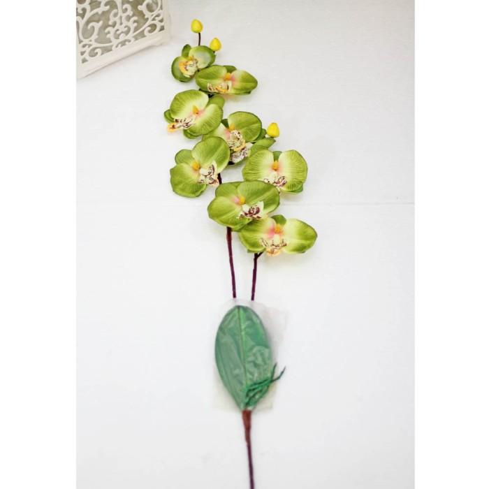 harga Bunga artificial / flower plastik sintetis anggrek orchid pink a5 Tokopedia.com