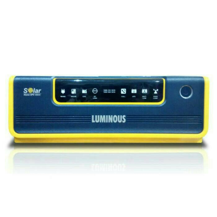 Paket Luminous Hybrid 850va + Aki Kering Ns 100ah .