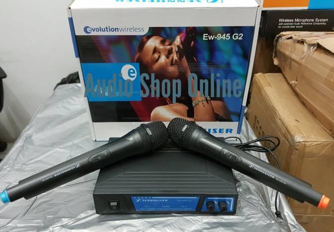 harga Mic Wireless Sennheiser Ew 945 G2 / Microphone Ew 945 G2 Tokopedia.com