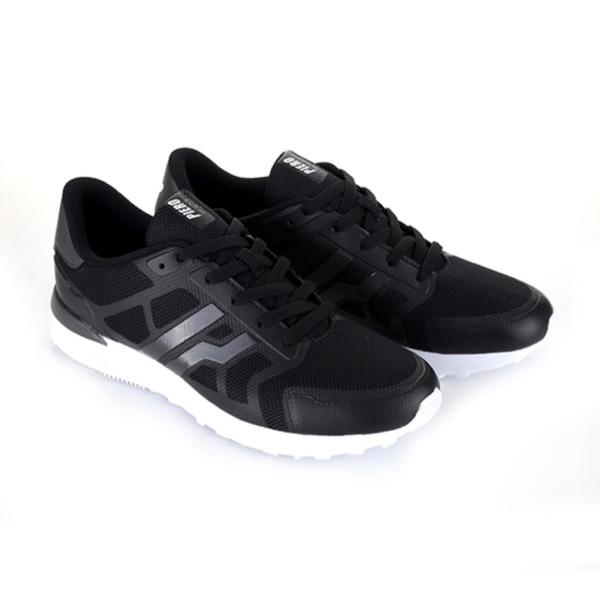 harga Sepatu casual running piero original verta black white new 2017 Tokopedia.com