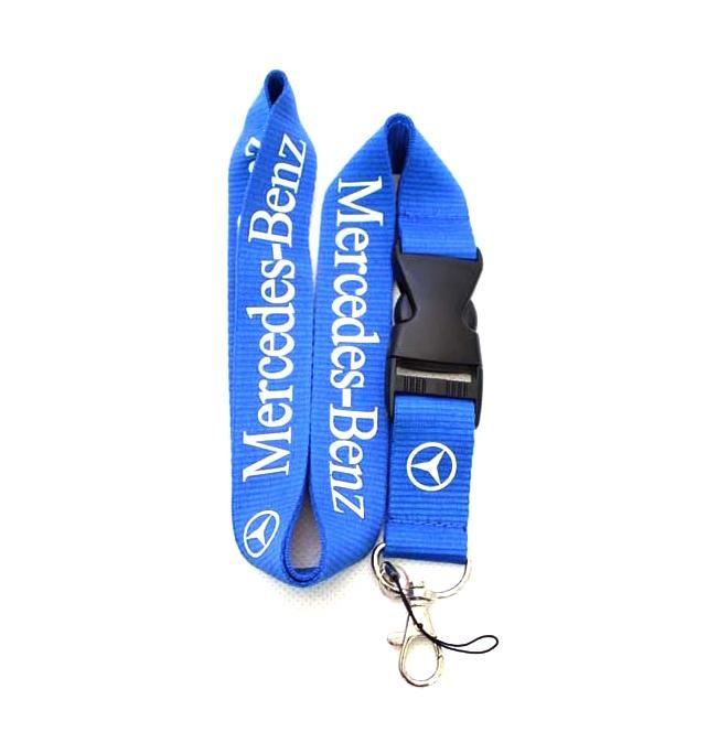 harga Gantungan Kunci Hp Name Tag Mercedes Benz Logo Lanyard Neck Strap Biru Tokopedia.com