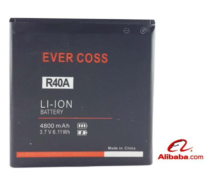 harga Baterai handphone evercoss r40a battery batre 4800mah original Tokopedia.com