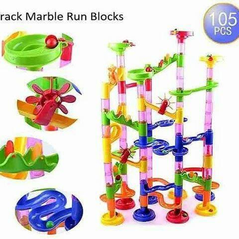 harga Marble Run 105 Psc Tokopedia.com