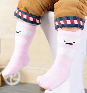 kaos kaki korea, middle sock, kaos kaki panjang, kaos kaki