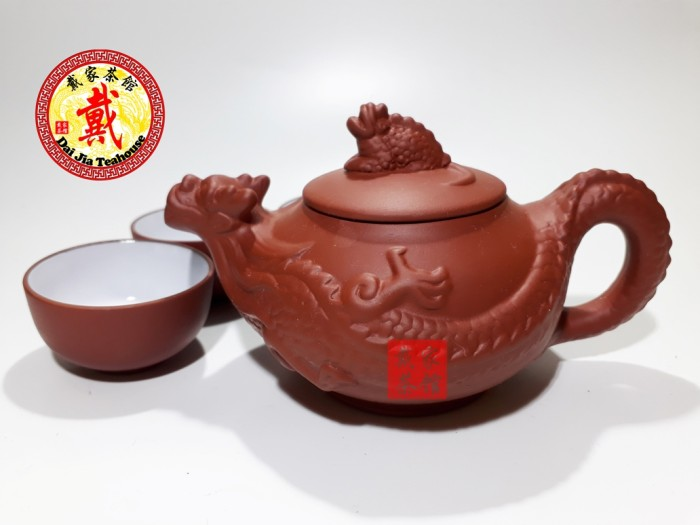 harga Chinese teapot yixing purple clay zhi sha no 160ml / teko tanah liat Tokopedia.com
