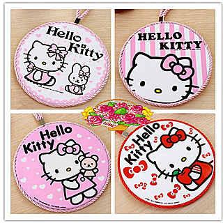 Foto Produk tatakan panci hello kitty keramik dari CHINGZ KITTY HOUSE