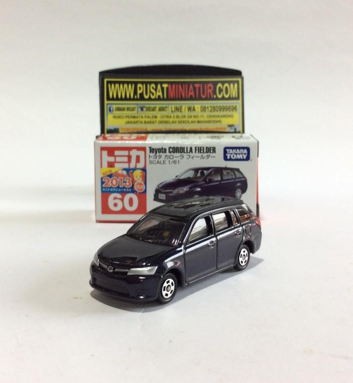 harga Toyota corolla fielder - tomica regurler 60 (diecast-miniatur) Tokopedia.com