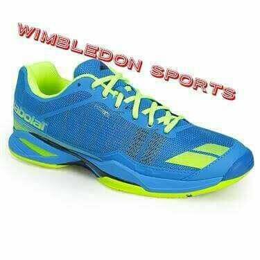 harga Sepatu babolat jet/ sepatu tenis babolat jet team all court blue 2017 Tokopedia.com