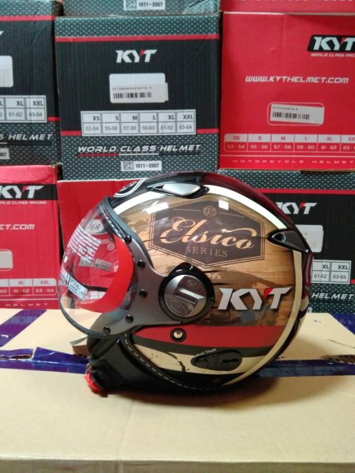 Foto Produk kyt elsico motif seri 4 dari aneka helmet