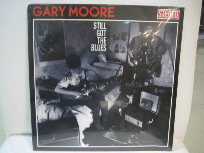 harga Gary moore still got the blues vinyl lp 12  album virgin records Tokopedia.com