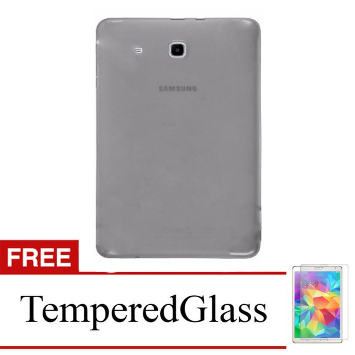 harga Case for samsung galaxy tab 2 7.0  / p3100 - abu-abu + gratis tempered Tokopedia.com