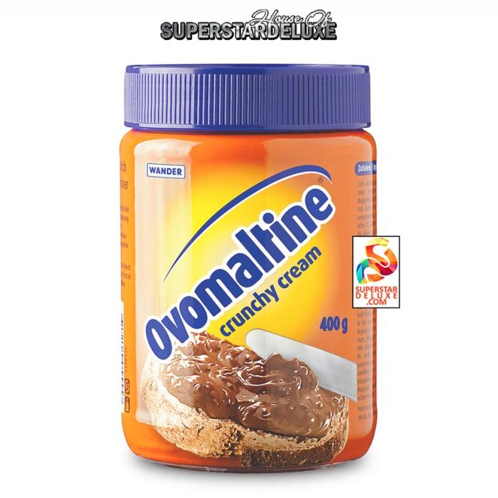 harga Ovomaltine crunchy cream - selai crunchy bestseller Tokopedia.com
