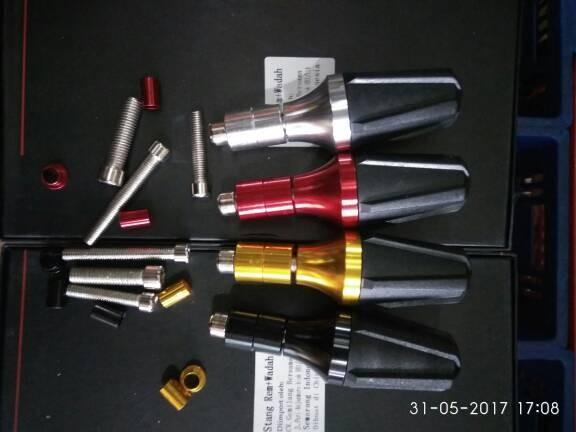 harga Jalu knalpot universal ninja r ninja rr vixion xabre cb150r cbr vario Tokopedia.com