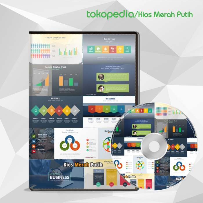 Template Powerpoint Animasi