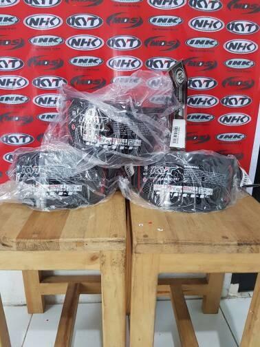 Foto Produk KYT RC7 / R10 / K2Rider Sparepart - Dark Smoke Visor dari yogyakarta helmet