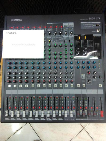 harga Audio mixer yamaha mgp16x(garansi resmi yamaha 1 tahun) Tokopedia.com