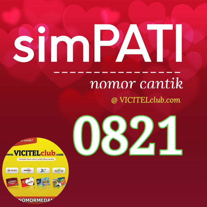 Home; Telkomsel Simpati Nomor Cantik 0822 112233 60. 0821 60 11 0821 NOMOR CANTIK