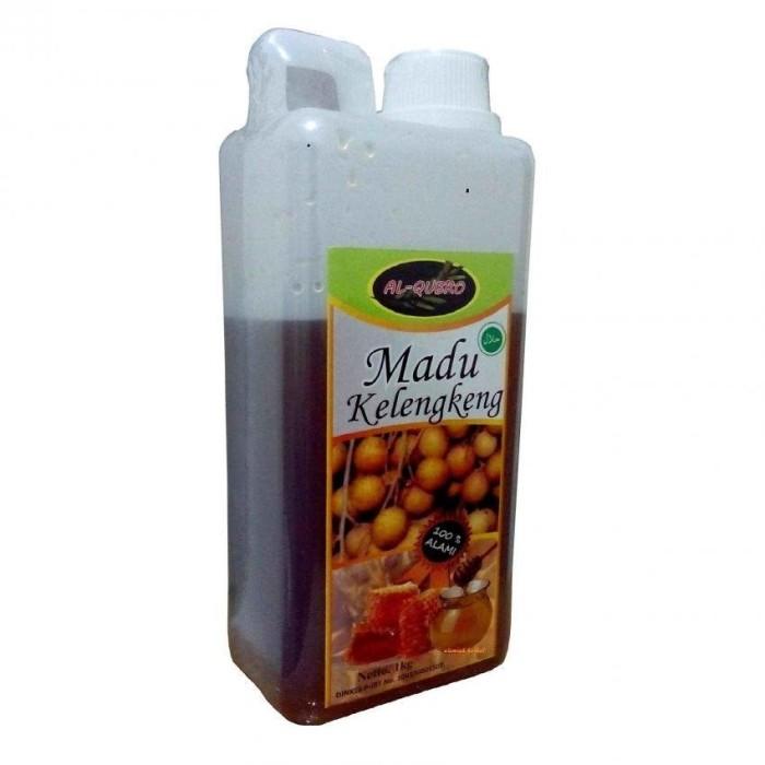 harga Promo!!! madu murni 100% harga grosir madu kelengkeng alqubro Tokopedia.com