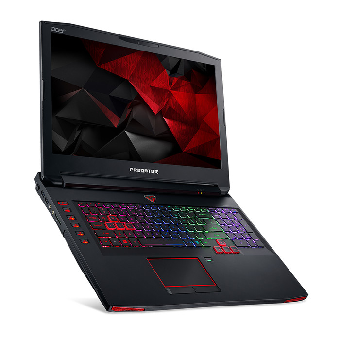 harga Acer predator 17 vr ready gaming laptop - g9-793 Tokopedia.com