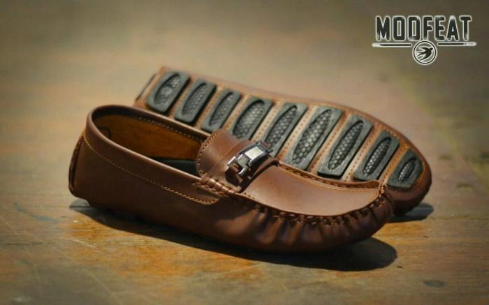b5ba12b7590d harga Termurah sepatu branded kulit asli slip on casual ori boutiq bandung  Tokopedia.com