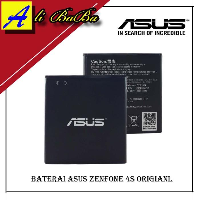 harga Baterai handphone asus zenfone 4s kode c11p144 battery original Tokopedia.com