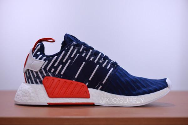 newest collection ee9ea 5370a Jual Adidas NMD R2 PK Collegiate Navy BB2952 BNIB & 100% Original - Jakarta  Utara - Kixx Supply | Tokopedia