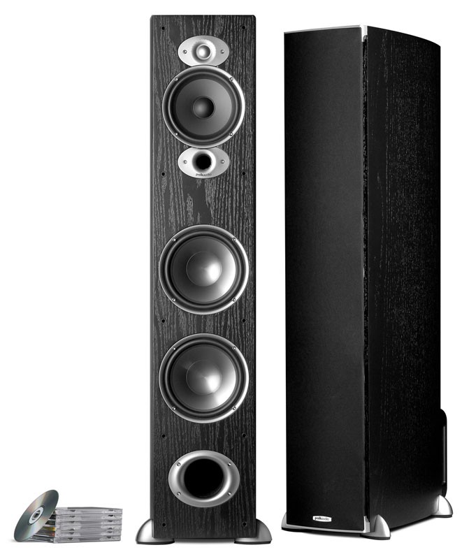 harga Polk audio rtia7 floorstanding speaker Tokopedia.com