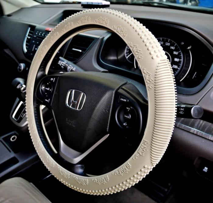 harga Sarung stir mobil karet-silicone a -14  - rubber steering wheel cover Tokopedia.com