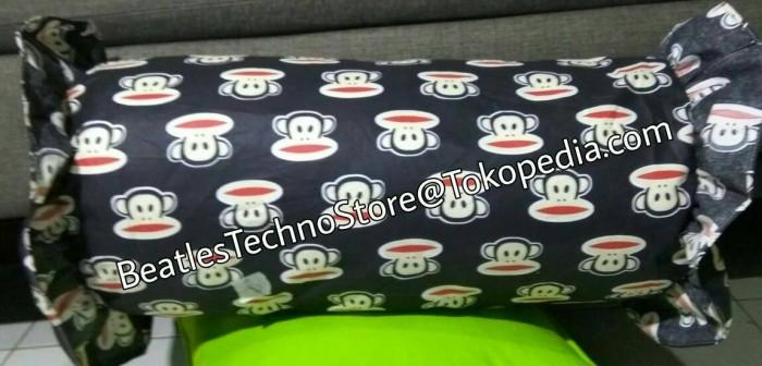 harga Bantal gendang + sarungnya  paul frank  ukr 50cm Tokopedia.com