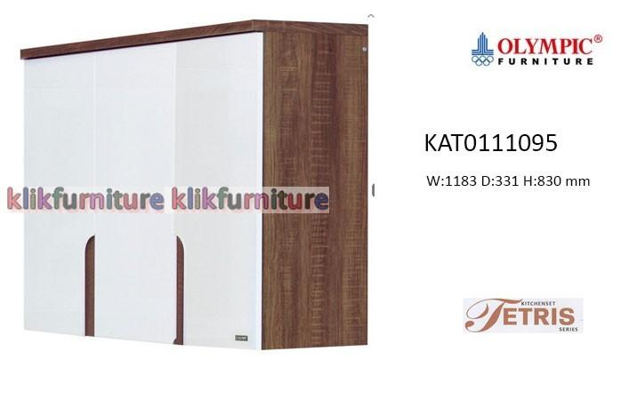 Jual Kat 0111095 Tetris Olympic Kitchen Set Klikfurniture Tokopedia