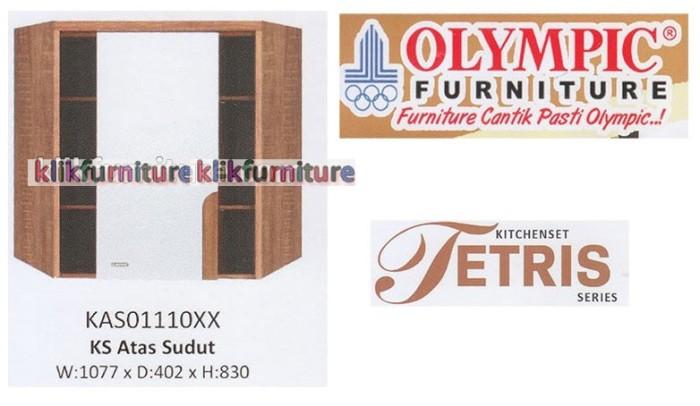 Jual Kas 0111095 Tetris Olympic Kitchen Set Klikfurniture Tokopedia