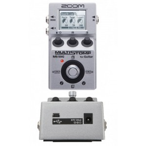 harga Zoom ms-50g stompbox multi-effect pedal Tokopedia.com