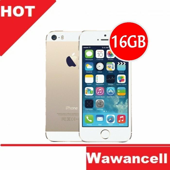 harga Apple iphone 5s original - gold - 16 gb - garansi 1 tahun Tokopedia.com