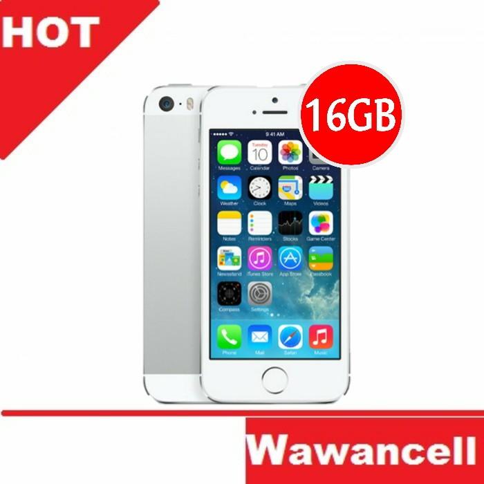 harga Apple iphone 5s original - silver - 16 gb - garansi 1 tahun Tokopedia.com