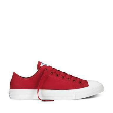 ... harga Sepatu casual converse chuck taylor ct as ii ox salsa red original  Tokopedia.com a004ffbc9a