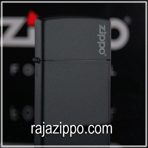 harga Zippo Original 218zl Black Matte Logo Made In Usa Stok Lengkap & Resmi Tokopedia.com