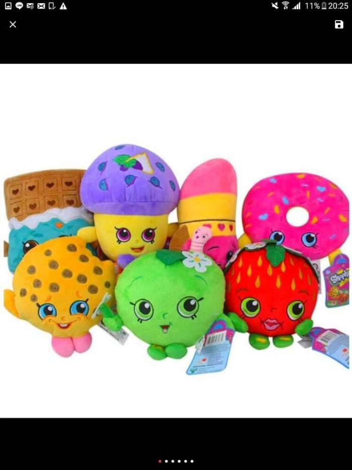 harga Mainan boneka shopkins best quality Tokopedia.com