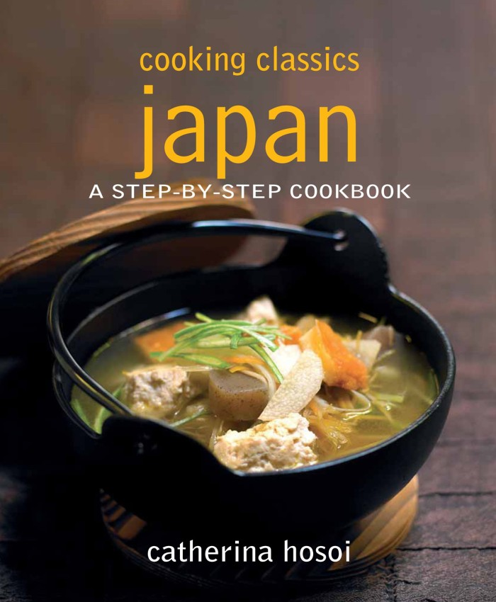 harga Cooking classics: japan (a step-by-step cookbook) [ebook/e-book] Tokopedia.com