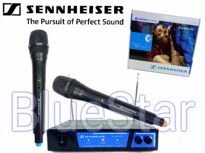 harga Mic wireless sennheiser e 945 g2 Tokopedia.com