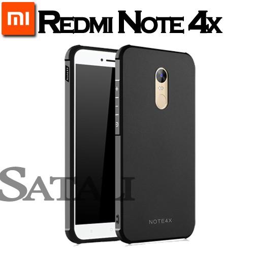 buy popular 7d64e 397b3 Jual Case Xiaomi Redmi note 4x Softcase - Redmi note 4 case Black Matte -  DKI Jakarta - satali_cell   Tokopedia
