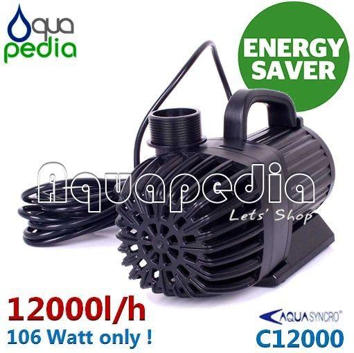 harga Aquasyncro c-12000 pompa 50% hemat listrik energy inverter saver pump Tokopedia.com