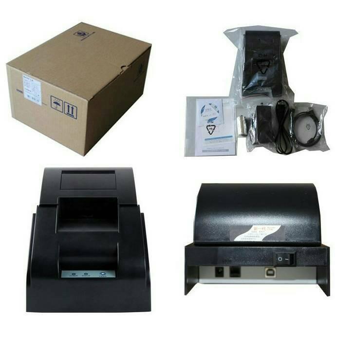 harga Printer kasir xprinter pos thermal receipt printer 58mm - xp-58iiia Tokopedia.com