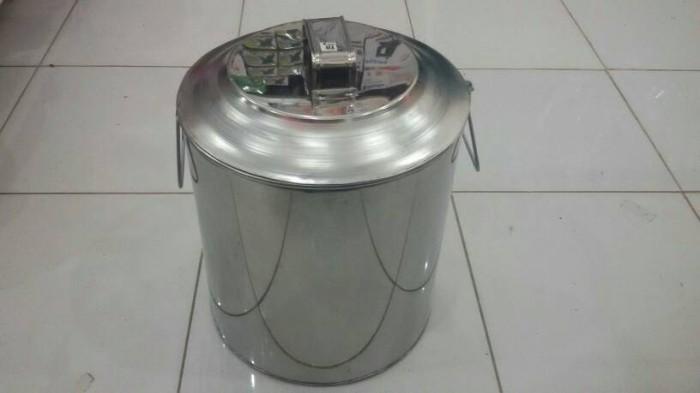 harga Dandang oblong / panci tinggi besar polos stainless steel ukuran 32 Tokopedia.com