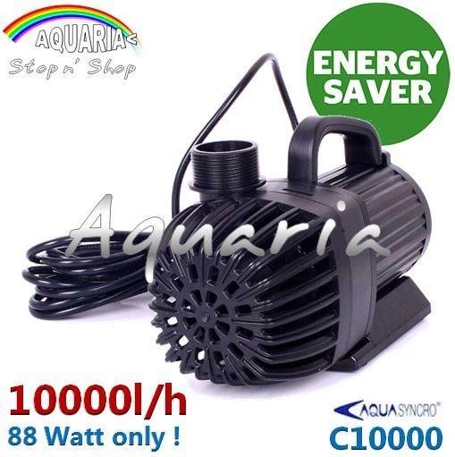 harga Aquasyncro c-10000 pompa 50% hemat listrik energy inverter saver pump Tokopedia.com